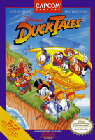 Nintendo NES: Duck Tales- Cart & Manual Only